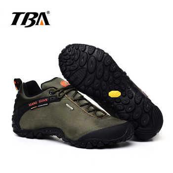 2019 TBA Outdoor Men & Women Hiking Shoes Unisex Waterproof Climbing Mountaineer Sneaker Man Trekking Trainer Sport hiking shoes - DISCOUNT ITEM  45% OFF Sports & Entertainment