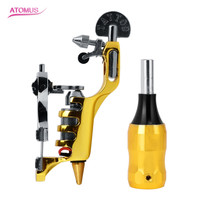 New High Quality Tattoo Gun Professional Body Art Rotary Tattoo Motor Machine Shader Equipment Multifunction Tattoo