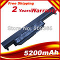Batería para Asus K45D K45N K45V K45VM K55A K55D K55N K55V k75A A32-K55 a33-k55, envío gratis