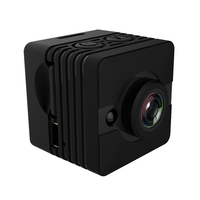 DDITOP SQ12 미니 캠코더 DVR 스포츠 비디오 미니 카메라 방수 360도 광각 렌즈 HD 1080 마력 광각 DVR 비디오 캠코