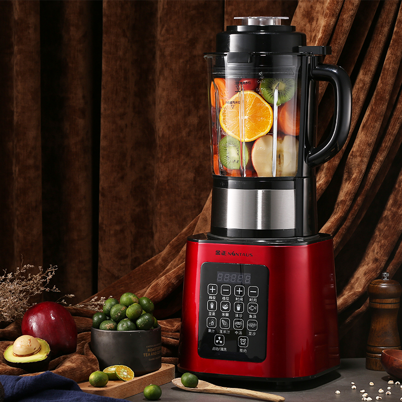 где купить Household Automatic Blender Juice Maker Infant Complementary Food Machine Electric Food Processor 818A дешево