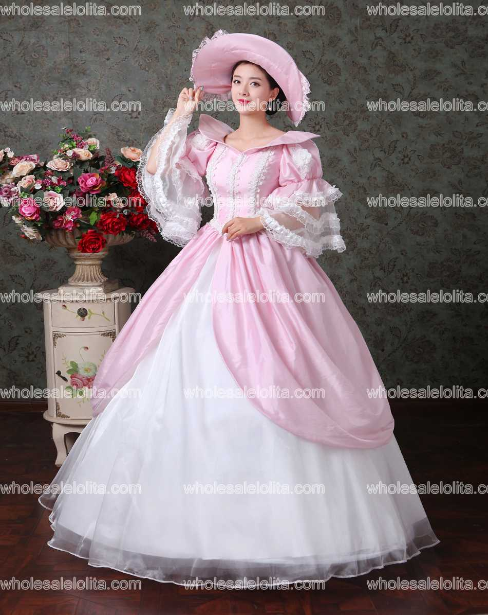 Online buy wholesale 17th century costume from china 17th for 17th century wedding dresses