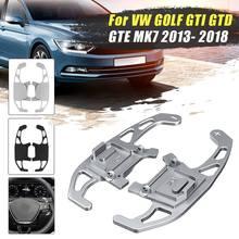 2 шт. рычаг переключения руля автомобиля для VW GOLF GTI R GTD GTE MK7 7 для POLO GTI Scirocco 2014-2017 2018 2019