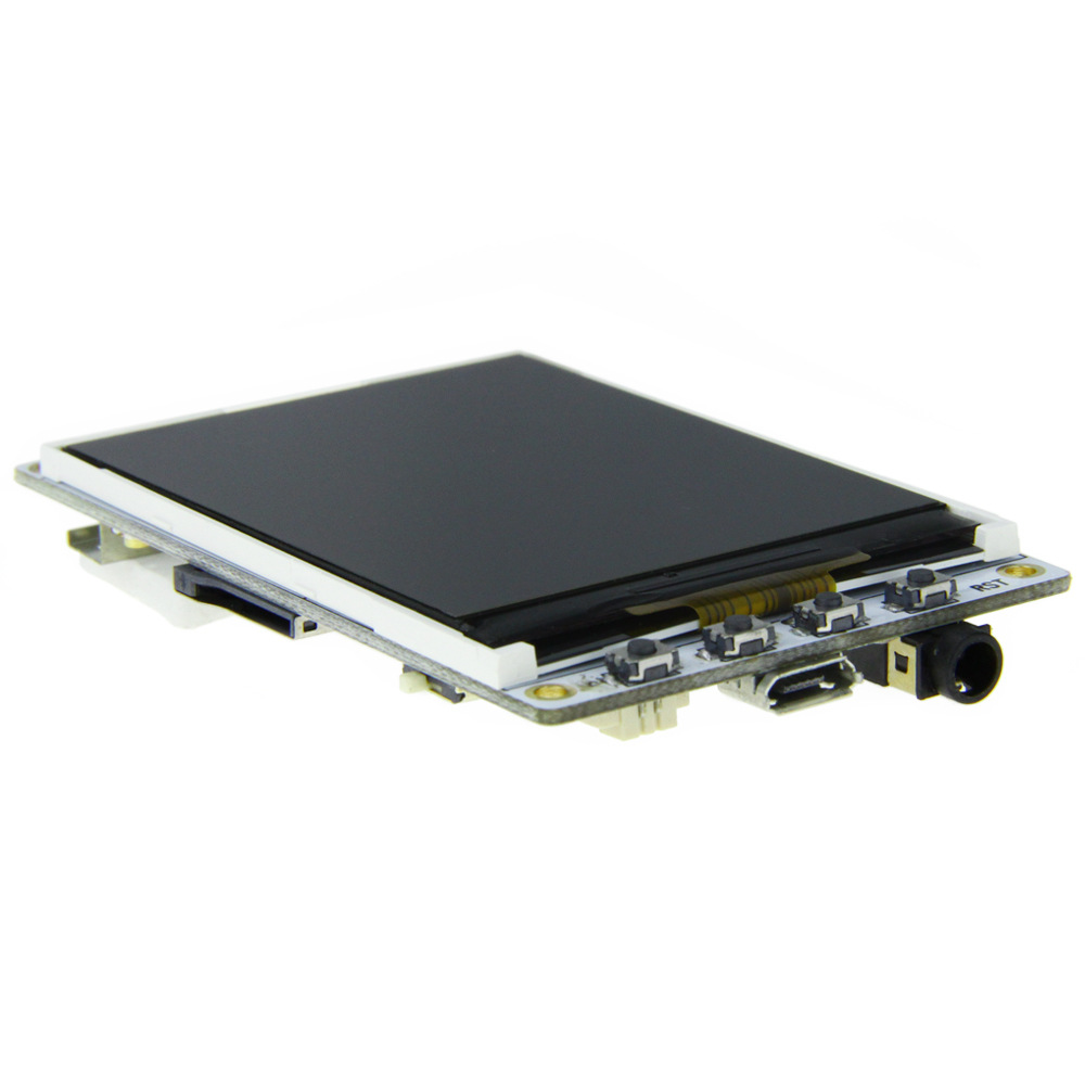 Image 3 - TTGO Tm музыкальный альбом 2,4 дюйма PCM5102A SD карта ESP32 WiFi + Bluetooth модульЖК-модули    АлиЭкспресс