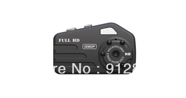 T9000 Infrared Night Vision Mini Camera 1080P Full HD mini dv Camera with a Viewfinder Small camera Free Shipping