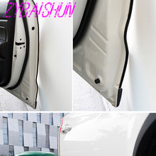 5 m รถ Anti-Scratch Edge Guard ซีล Stripper สำหรับ Skoda Octavia Fabia Rapid Superb Yeti Roomster(China)