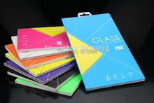 "DHL 0.26mm 9H clear real Tempered Glass Front screen protector guard Film for iphone 6 4.7 inch"" Retail box 20"""
