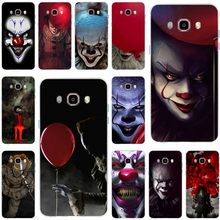 The Clown Horror IT Cover Soft Silicone TPU Phone Case For Samsung Galaxy S6 S6edge S7 S7edge S8 S9 Plus A5 J5 J7 2016(China)