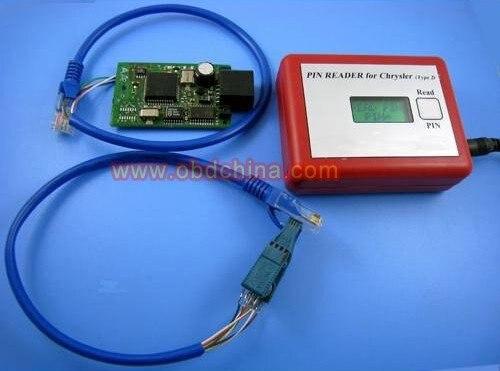 for Chrysler pin code reader2 (pin code reader key,pin code