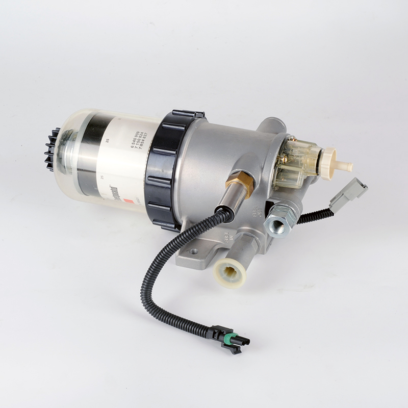 all in one fuel filter  water separator and fuel heater
