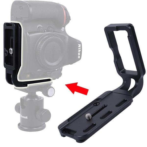 L-Plate for Nikon D800//800E