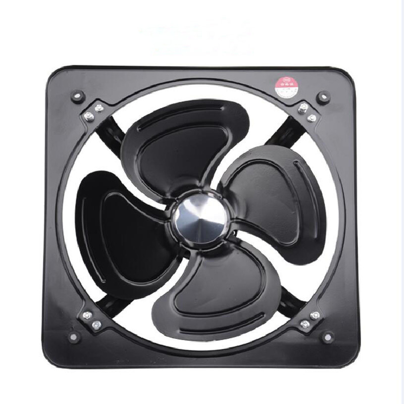 Window type Wall industry Home kitchen 12 inch exhaust fan ventilation Silencioso ventilator Air Circulator