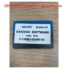 2021.06 najnowsza wersja SSD mb star C4 pełne oprogramowanie SD Connect Compact 4 narzędzie diagnostyczne wielojęzyczne narzędzie diagnostyczne