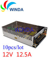 High Quality Surveillance CCTV Cameras Power Supply Output DC 12V For Security System Centralized Power Supply