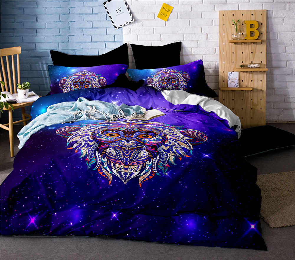 Monkey Kawaii Bedding Set Duvet Covers Set Plus Size Bedclothes Bedroom Bedsheet Linen Sheeet 1.5m 1.8m 2.0m Bed Clothing