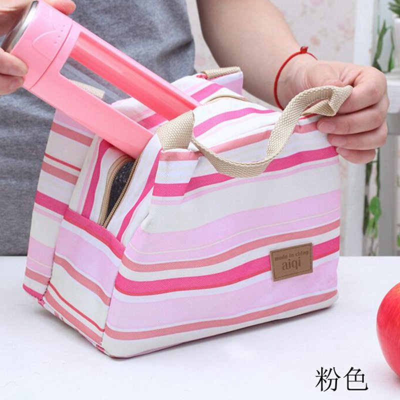mulheres bolsa térmica tote isolamento Tipos de Sacos : Top-handle Bags