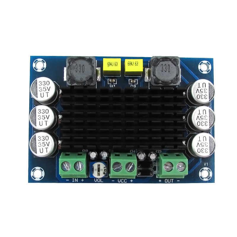 TONLEN TPA3116 D2 подойдет как для повседневной носки, так цифровой аудио Плата усилителя класса D 100 Вт усилители DC12-26V DIY XH-M542 Hi-Fi усилитель