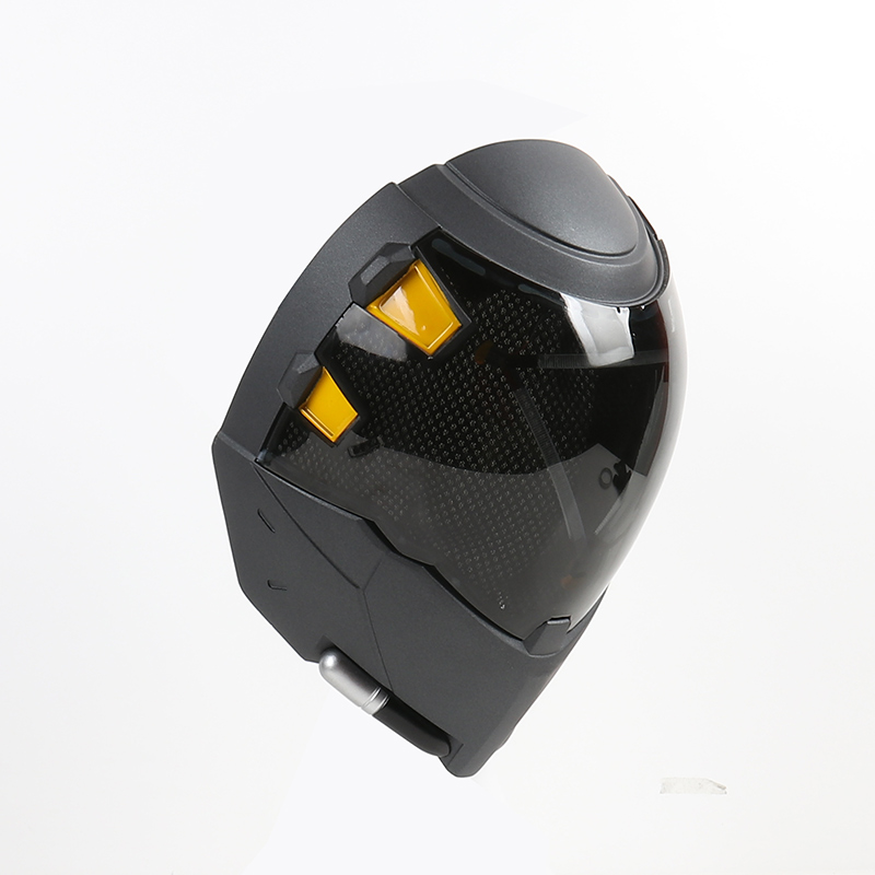 With Light FRP Ana Shrike Skin Masks With LED Ana Luminous Helmet For Cosplay Ana Costume