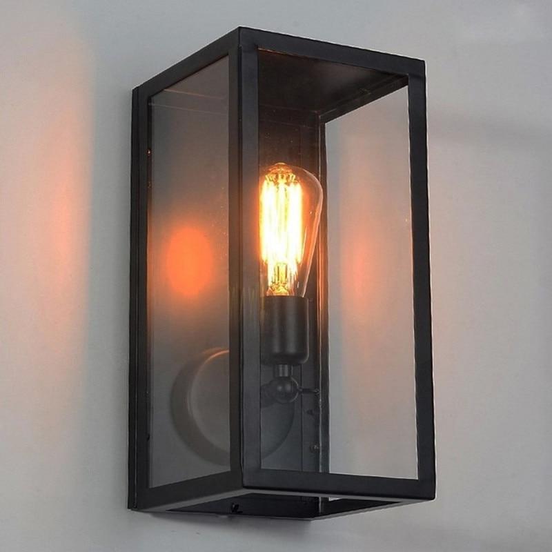 LED Postmodern Nordic Iron Aluminum Acrylic Belt LED Lamp LED Light Wall lamp Wall Light Wall