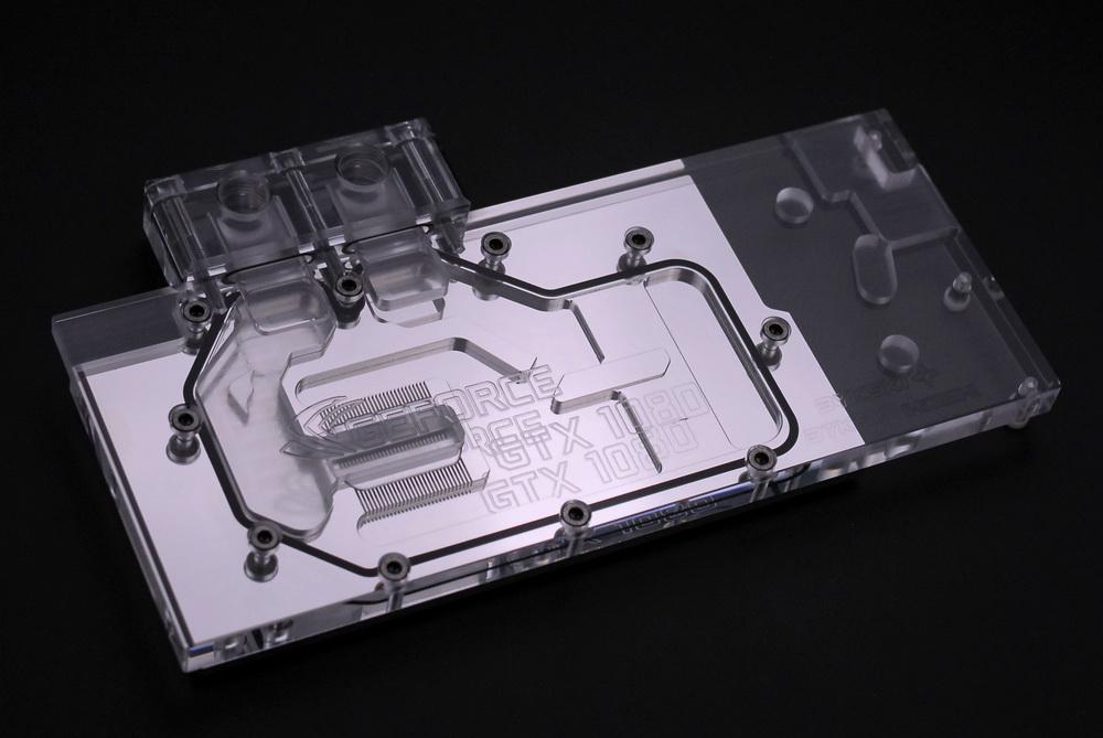 Prix pour Bykski N-GX1080-X Pleine Couverture Carte Graphique Bloc De Refroidissement à Eau 0.5 MM micro canal conception pour Pascal GTX TITAN X GTX1080TI