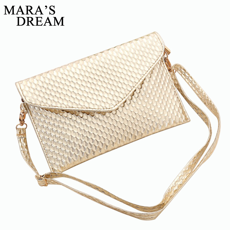 Mara's Dream 2018 Charming Women Clutch Evening Party Bags Gold Sequins Beach Bag Purse Envelope Pattern Women Messenger Bags excelsior new arrival day clutches bag purse clutch handbags shiny ultrathin women evening party bags gold sequins envelope bag