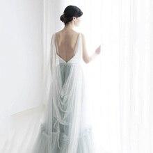 Свадебная накидка-Фата Современная Вуаль свадебная Куртка болеро