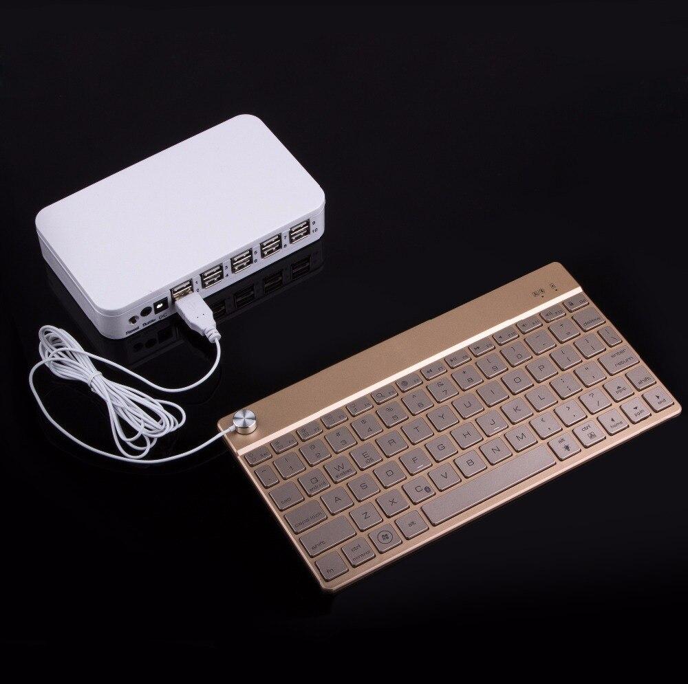 Système d'alarme anti-vol à télécommande à 4 ports pour ordinateur portable, Macbook, ordinateur, clavier, lunettes, souris dans un magasin de détail