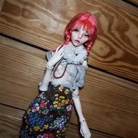 Chateau dc Stacy bjd куклы 1/3 каучуковые фигурки luts ai yosd volks игрушка персонаж из сказочной страны подарок DC IP игрушки для подарка
