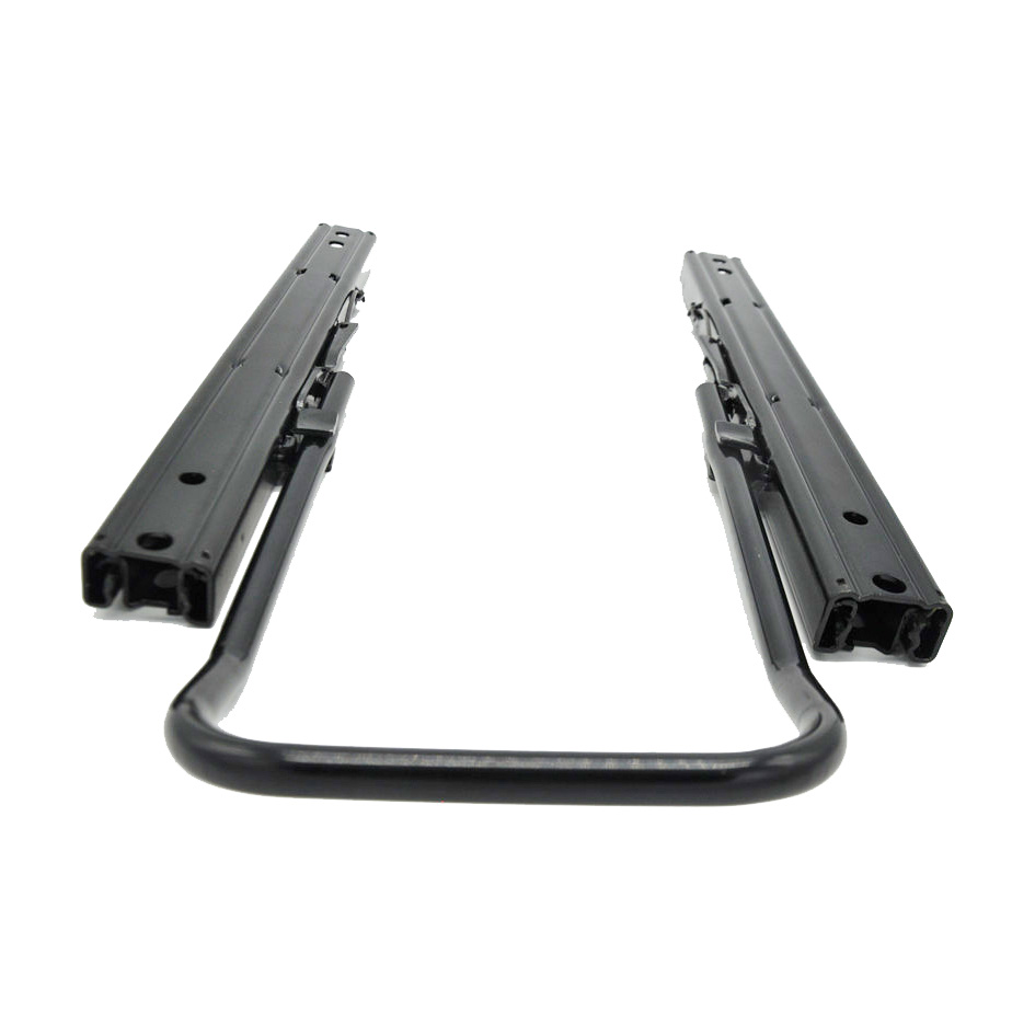 Car engineering car seat double lock slider 385mm long 385mm rv commercial car refires pieces