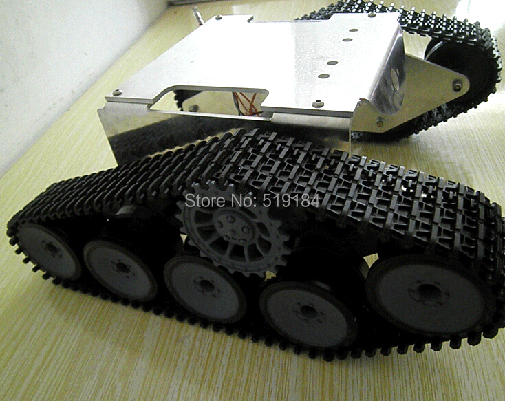 ROT-3 Special tracked vehicle chassis SUV robot tanks цены онлайн