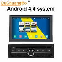 Ouchuangbo Car Headunit Radio DVD Stereo For L200 Triton Support 3G Wifi Quad Core S160 Platform