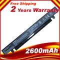 Batería del ordenador portátil para ASUS F550L F550V F552 F552C F552E F552V K450 K450C K450L K450V K550 K550C K550L clip K550V P450 P450C P450L P450V