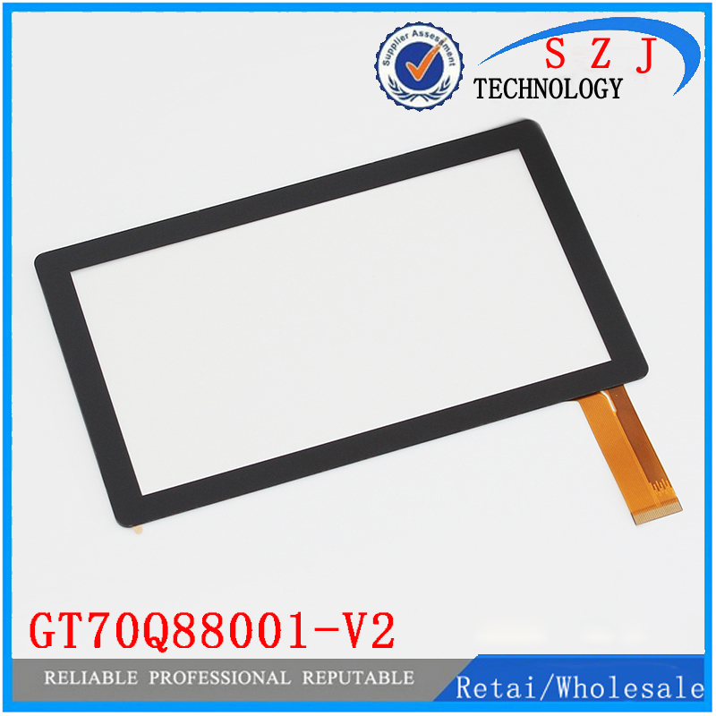 New 7 inch  for GT70Q88001-V2 FPC TouchScreen Panel Digitizer Glass Sensor Replacement for Tablet PC Free ShippingNew 7 inch  for GT70Q88001-V2 FPC TouchScreen Panel Digitizer Glass Sensor Replacement for Tablet PC Free Shipping