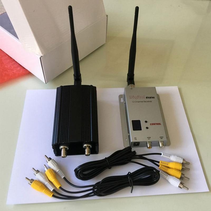 UGV / UAV 1,2 GHz: n langaton lähetin, 3000 mW, suuritehoinen - Kamera ja valokuva - Valokuva 6