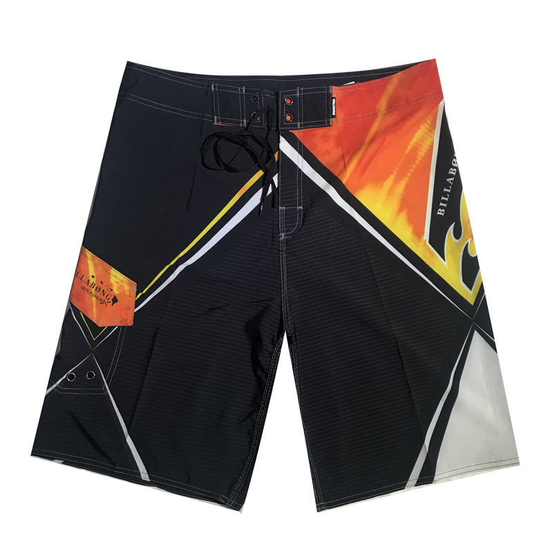 2019 Summer New Men's   Board     Shorts   Quick Dry Beach   Shorts   Surfing Bermudas Masculina De Marca Men Boardshorts Swim Briefs