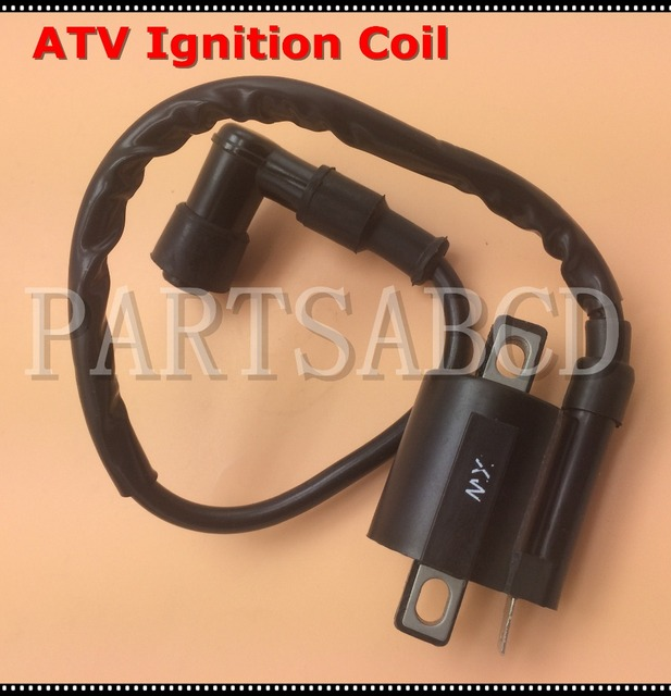 US $2 99  125CC 150CC 200CC 250CC Ignition Coil for ATV Quad Dirt Bike  Scooter Go Kart Parts-in ATV Parts & Accessories from Automobiles &  Motorcycles