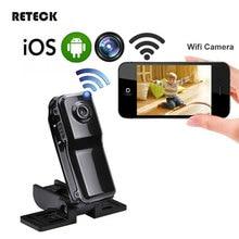 Бесплатная доставка Mini DV Камера мини видеокамера Cam MD81S DVR Камера Wi-Fi маленький Камера