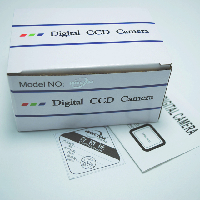 HQCAM Mini Bullet Camera with Sony 700TVL Mini Security CCTV Camera
