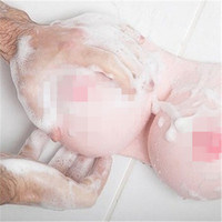 Novelty Gift Shower Gel Breast shampoo and Soap Dispenser Gadgets Shower Breasts hot sexy toy for Adult