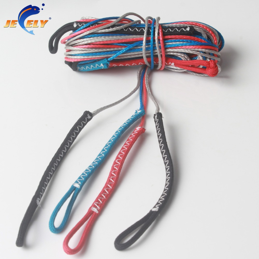 4PCS/SET 1.6MM 300KG Kitesurfing Kite And Bar Flying Line 3Meter Extensions Repair