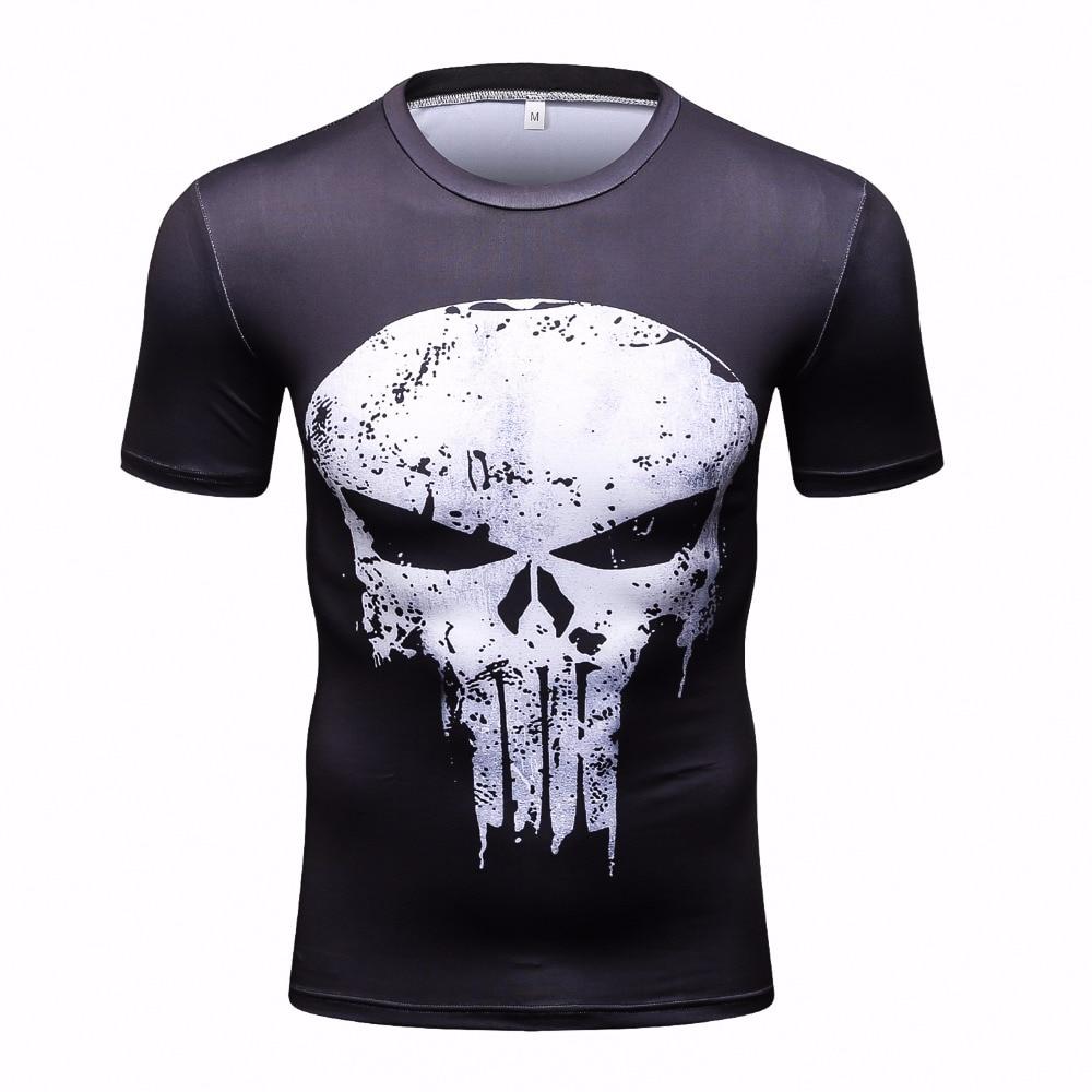 2017 NUEVAS camisetas de compresión de calidad superior Superman / - Ropa de hombre