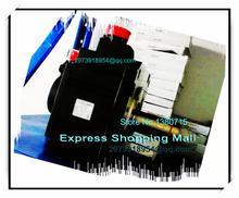 New Original 200V 11A 2KW 9.55NM 2000rpm HC-SFS202+MR-J2S-200B AC servo motor Drive Kit HC-SFS202 + MR-J2S-200B