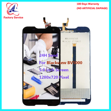 For Original Blackview BV5000 LCD Screen Display+Touch Screen Digitizer Sensor Assembly Replacement 5.0 1280x720 Pixel in stock
