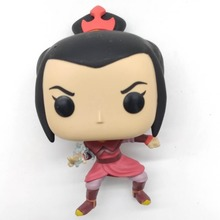 Original pops Avatar AZULA model Vinyl Action Figures Collectible Model Toy