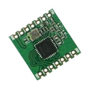 Image 4 - 5 pieces. RFM69CW Radio Module HopeRF 433 MHz Wireless Transceiver with RFM12B Compatibility