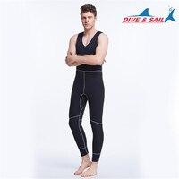 5 мм неопреновый костюм для подводного плавания с длинными рукавами, мокрый костюм, зимний купальный теплый костюм для серфинга, спортивный