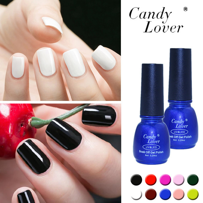 Candy Lover Nail Gel Polish...