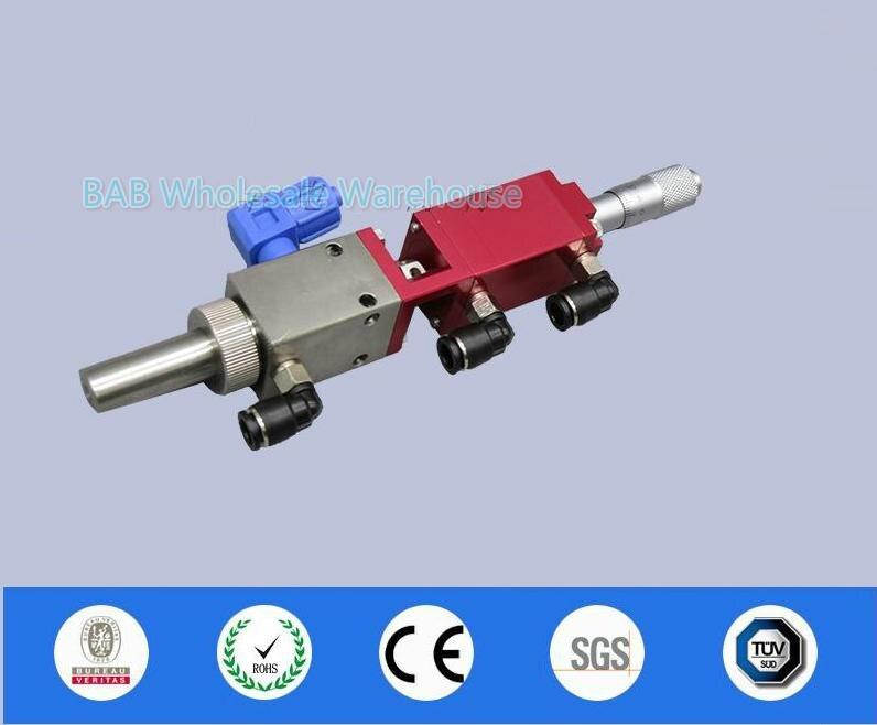 High frequency aerosol valve micrometer three paint/Single motion Dispensing Valve/Thimble pin Dispensing valve/Compound valve londa lc new окислительная эмульсия 1 9 4 6 9 12% lc new окислительная эмульсия 3% 1000 мл 1000 мл