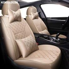 Kokololee пользовательские ткань сиденья для suzuki grand vitara jimny swift sx4 baleno авто аксессуары Чехлы для сидения автомобиля
