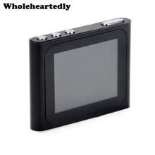 "New 1.8inch 1.8"" Screen MP4 Player SD Card LCD FM Radio Music Mp3 Recorder Video Playing Support 2G 4G 8G 16G With Earphone"